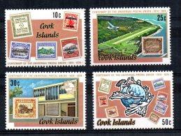 Cook Islands - 1974 - UPU Centenary - MNH - Cook