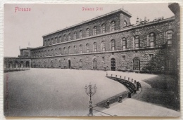 Firenze Palazzo Pitti Non Viaggiata Formato Piccolo - Firenze