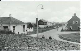 Cadzand-Bad,Boulevard De Wielingen Gelopen Kaart - Cadzand