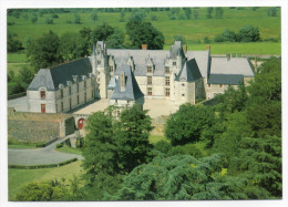 HAUTE-GOULAINE--Vue Aérienne--Chateau De Goulaine--Vue D´ensemble--cpm éd Artaud - Haute-Goulaine