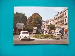 Carte Postale De Montpellier- Carrefour De La Gare - Montpellier