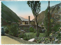 29 Valls D' Andorra Radio Andorra Andorre  Edit APA Poux Albi 1955 - Andorra