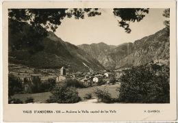 120 Valls D´Andorra  Andorra La Vella V. Claverol Voyagé - Andorra