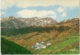 Valls D´Andorra  Soldeu Vista General  Timbrée 1979 - Andorre