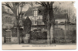 CROISSY SUR SEINE---Pavillon De Chasse De Henri IV  éd ?????? - Croissy-sur-Seine