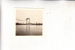 5000 KÖLN - MÜLHEIM, Mülheimer Brücke, Bau Der Brücke, Photo 6,2 X 6,2 Cm - Koeln