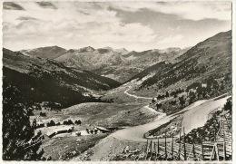 Valls D´Andorra  Carretera I Refugi D' Envalira - Andorra
