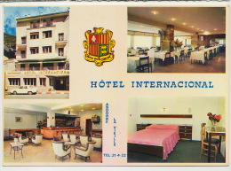 Valls D´Andorra   Andorra La Vella Hotel Internacional - Andorre