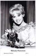 MELODY PATTERSON - Film Star Pin Up - Publisher Swiftsure Postcards 2000 - Entertainers