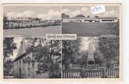 CPA - 15804 - Allemagne -EDDESSE - Multivues ( En L'état - Défauts Et Petit Trou) - Allemagne