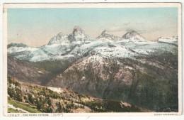 The Three Tetons, Wyoming - Etats-Unis