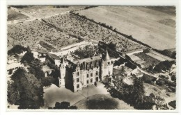 BREZE -  Vue Aérienne Du Château De Grandfond -  Ed. CIM, N° 25-53 A - Altri Comuni