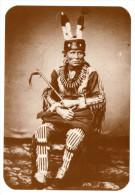 Indiens, Peta-Lashara Pawnee Old West Collectors Series - Photographie