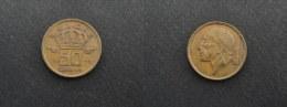 1972 - 50 CENTIMES BAUDOIN I - LEGENDE FLAMANDE BELGIE - BELGIQUE - BELGIUM - 03. 50 Centiem