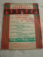 Le Mariage De Pyramidon - Partition Musicale Ancienne - Etat Correct - Musique & Instruments