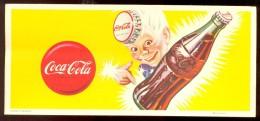 buvard coca cola  1950 ?