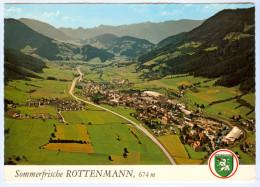 AK Steiermark 8786 Rottenmann Österreich Luftbild Luftaufnahme Paltental Stadt Styria Austria Autriche Vue Aérienne ÖST - Rottenmann