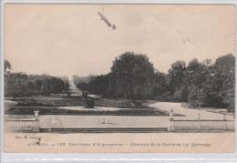 AIGUEPERSE - Château De La CANIERE - Terrasse - Aigueperse
