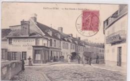 Pacy Sur Eure La Rue Grande à Boudeville - Pacy-sur-Eure