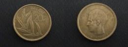 1981 - 20 FRANCS BAUDOIN I - LEGENDE FLAMANDE BELGIE - BELGIQUE - BELGIUM - 07. 20 Francs