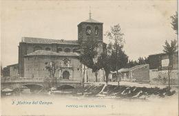3 Medina Del Campo Parroquia De San Miquel Coll. H. Roman - Espagne