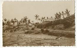 Carte Photo Mayotte Iles Comores Village Comorien Cliché Akbarali I. Djivandji 1955 - Mayotte