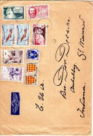Verschillende Zegels - Covers & Documents