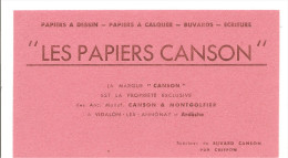 Buvard CANSON Les Papiers CANSON - Stationeries (flat Articles)