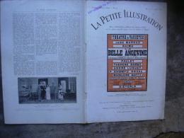 La Petite Illustration 101 EN 1922 LA BELLE ANGEVINE PAR MAURICE DONNAY ET ANDRE RIVOIRE - Theatre