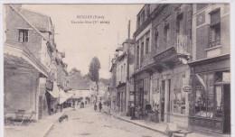 Rugles Grande Rue - Frankreich