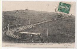 LE HOHNECK - La Montée Du Tramway -Cachet Perlé De LA SCHLUCH   (75989) - Autres Communes