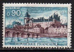 FRANCE : N° 1758 Oblitéré (Château De Gien) - PRIX FIXE - - Frankreich