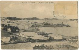 Noumea 2 Eme Partie Fernand Darras Thio  Pub Pour Cartes Postales De La Colonie Advert For Postcards - New Caledonia