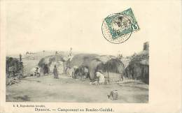 Ref F575- Djibouti - Campement Au Bender Guedid  - - Djibouti