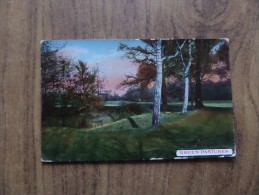 43457 POSTCARD: UNKNOWN LOCATION - Green Pastures. - Postcards