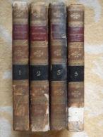 DELLE RIVOLUZIONI D'ITALIA. Libri Venticinque Di Carlo Denina.  1820. T1.2.3.5 - Zonder Classificatie