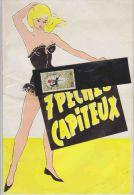Fascicule Ancien: 1958.  Théatre De L'Etoile. LES 7 PECHES CAPITAUX.    EO. - Zonder Classificatie