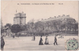 94. VINCENNES. Le Donjon Et Le Pavillon Du Roi. 85 - Vincennes