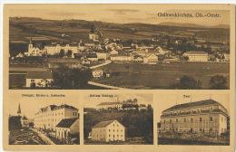 Gallneukirchen  Schloss Riedegg  Zear  Evangel. Kirche Bethanien Bird Eye View - Autriche