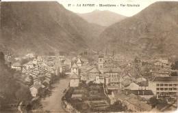 73. CP. Savoie. Moutiers. Vue Générale - Moutiers