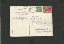Carte Postale Pologne 1932 - 1919-1939 Republic