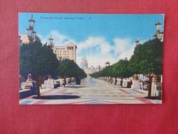 Cuba-- Habana   Paseo Del Prado Ref 1751 - Cuba