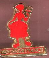 43143-Pin's-berger De France.. - Marques