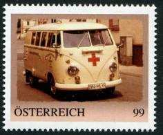 ÖSTERREICH / PM Nr. 8111178 / Rot Kreuz VW-Bus Einsatzfahrzeug / Postfrisch / **