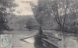 Bas Meudon 92 - Barque Sur La Seine - Editeur Fleury - Meudon