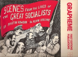 Scenes From The Lives Of The Great Socialists - Books, Magazines, Comics