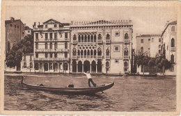 3849.   Venezia - Ca' D'oro -1937 - Calvados France - FP - Small Format - Venezia (Venice)