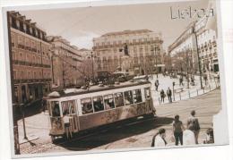 PORTUGAL-Lisboa  Praça Luís De Camões. - Lisboa