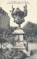 CENTRE - 18 - CHER - BOURGES -  Jardin Del'évêché - Bourges