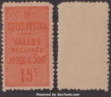 Colis Postaux  Dallay N° 25 Neuf ** Sans Charnière TB (cote  28€ ) - Colis Postaux